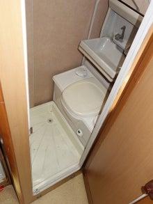 キャンピングカー ジル トイレ