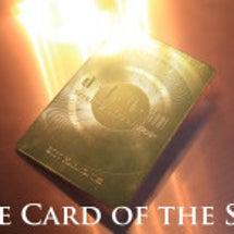 太陽のカードで留学試…