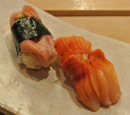 ぎんざ寿し幸 山口県赤貝