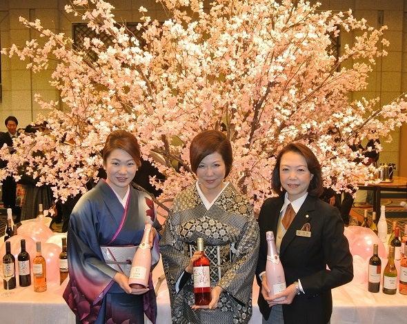 Mercian X KIRIN春の試飲会 奈々子さん&由美ママ&聡子さん