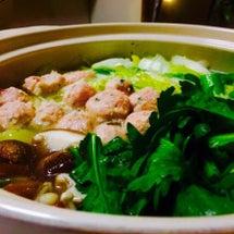 ママ特製・とり鍋 &…