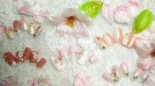 桜 限定 ネイル 可愛い