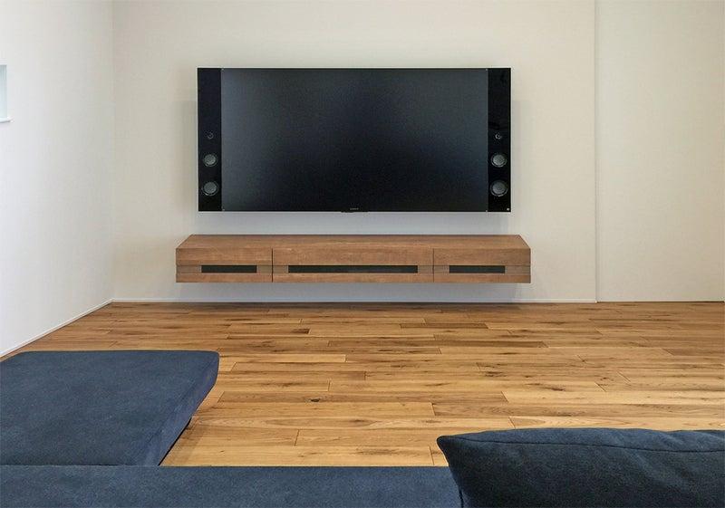 フロート式TVボード