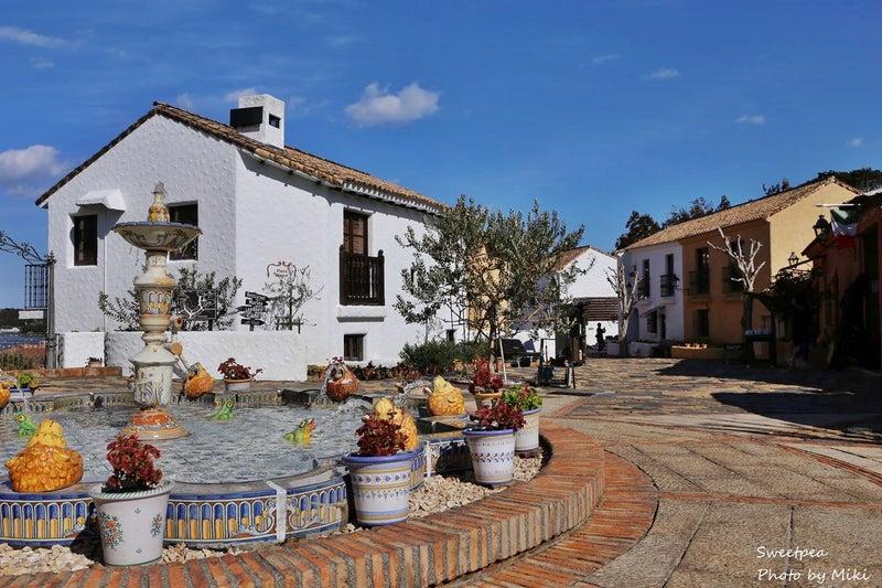 志摩地中海村 英虞湾 ヨーロッパ イタリア スペイン 街並み