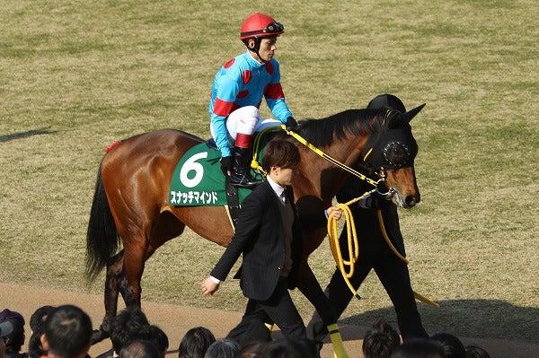 170218 京都牝馬S スナッチマインド4