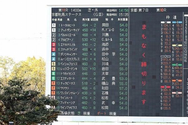 170218 京都牝馬S スナッチマインド1