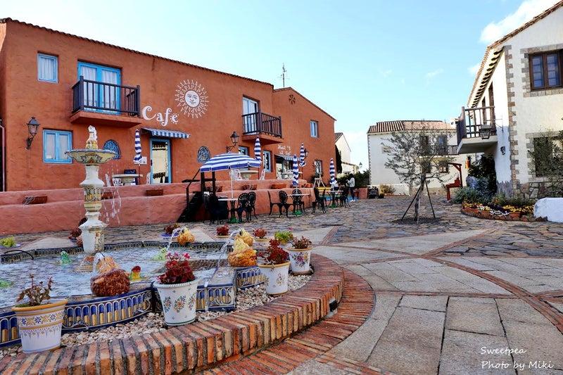 志摩地中海村 ヨーロッパ イタリア スペイン おしゃれ 街並み