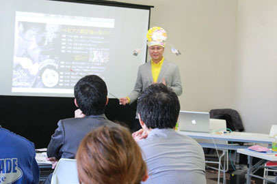 売れる名刺セミナー in 浜松の講師