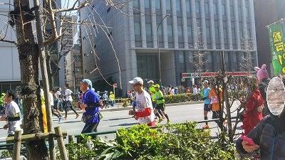 夫婦円満コンサルタント中村はるみ東京マラソン