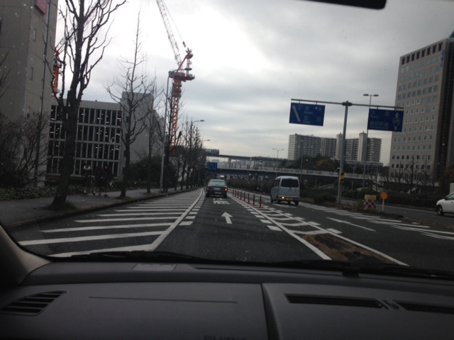 千里インターチェンジ 北大阪ペーパードライバー講習