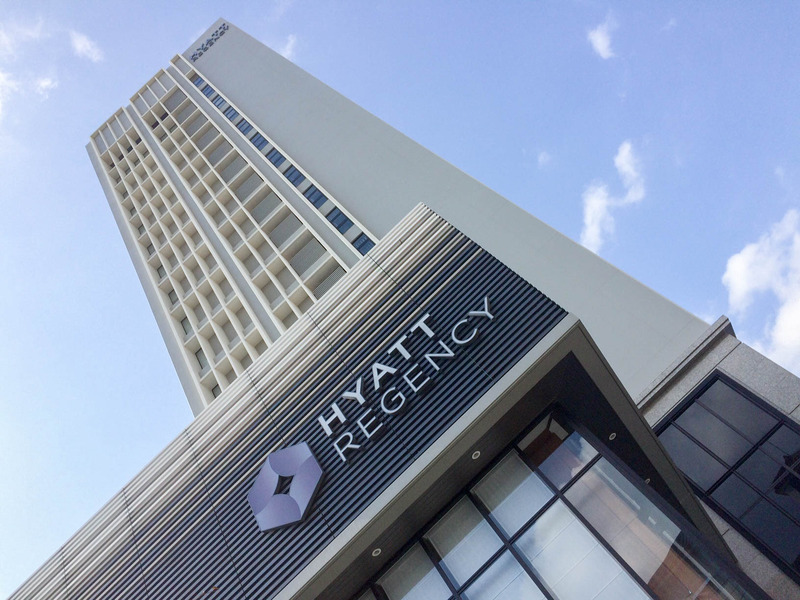 Hyatt Regency Naha Club Twin 201703 1