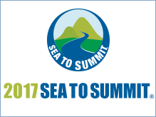 SEA TO SUMMIT 2017 ロゴ