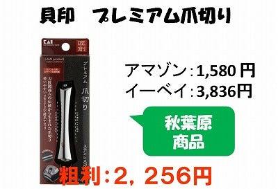 秋葉原売れ筋商品170306 (1)