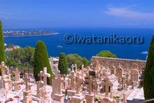 モナコの墓地