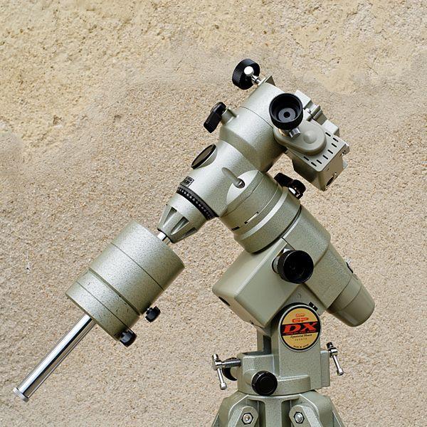 ドイツ式赤道儀