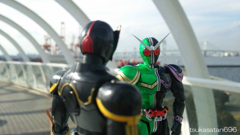仮面ライダーW&オーズ_0005
