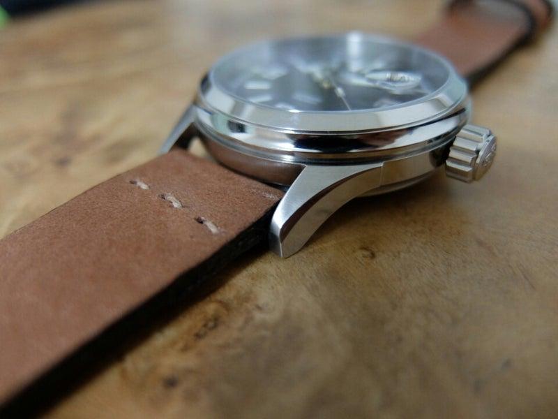 腕時計のベルトをリメイク!カジュアルでおしゃれ …