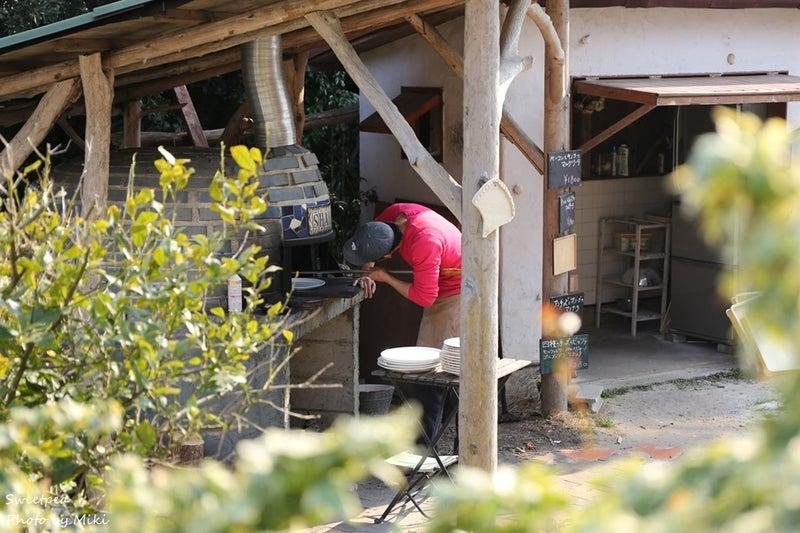 渥美半島 伊良湖 カフェ Shammy's cafe 石窯ピザ