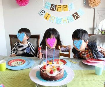 娘の4th Birthday Party