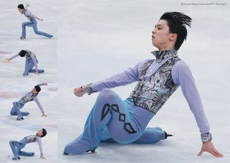 フィギュアスケートMemorial 3