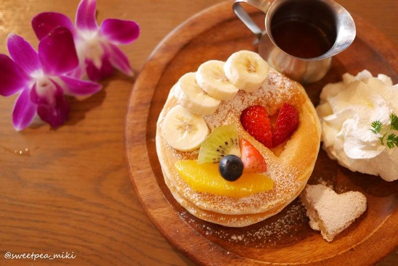 北摂 箕面 おしゃれカフェ ハワイアンレストラン パンケーキ ハワイ好き