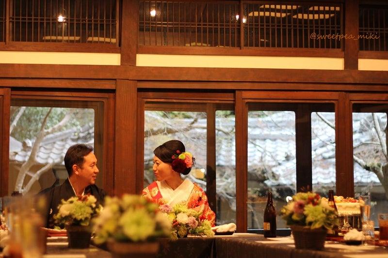 大阪北摂 邸宅 レストラン ウェディング 出張写真撮影 カメラマン