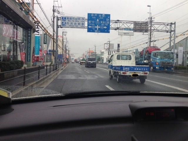 箕面171号線 北大阪ペーパードライバー