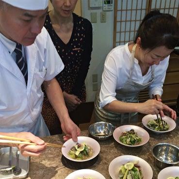 和食 料理教室