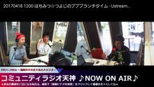 ラジオ出演 マヤ暦