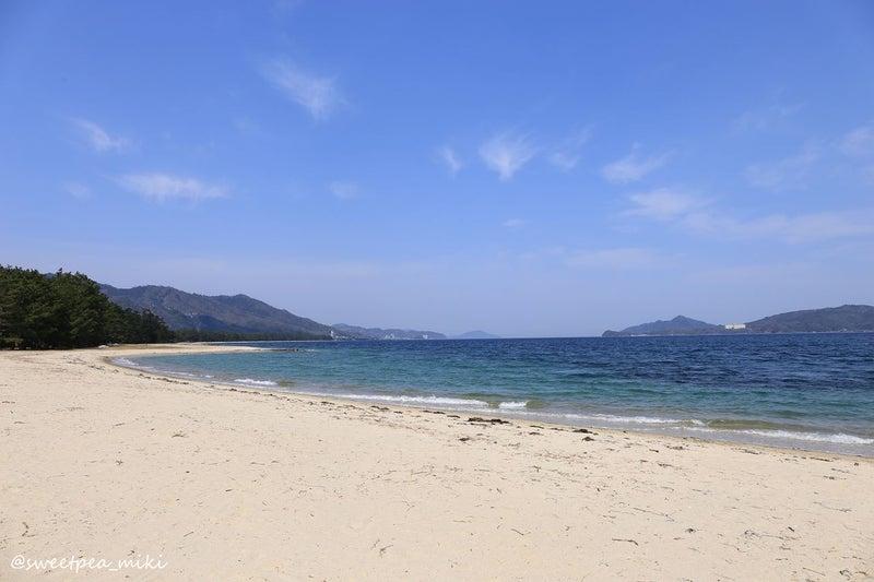 関西 ビーチ 海 砂浜 青空 空 京都 天橋立 海水浴場