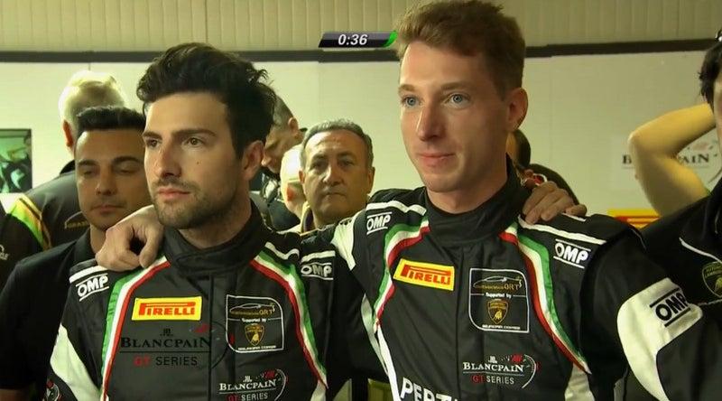 2017ブランパン耐久第1戦モンツァ
