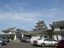 湯浅城外観