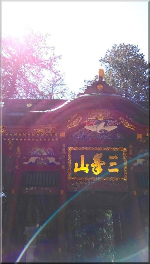 三峯神社 神域 神氣 霊氣 光 門 狼 犬 浄化 癒し