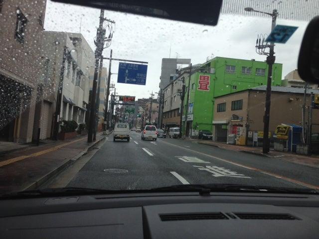 池田市176号線 北大阪ペーパードライバー