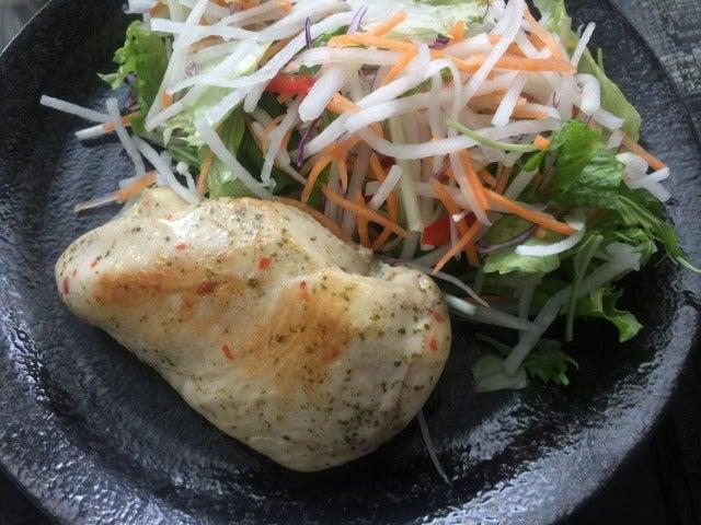 サラダチキン1