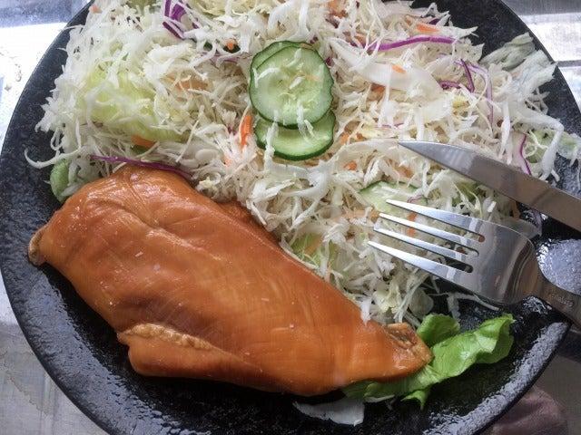 サラダチキン2