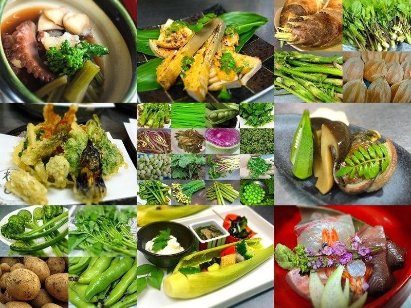 春野菜懐石291