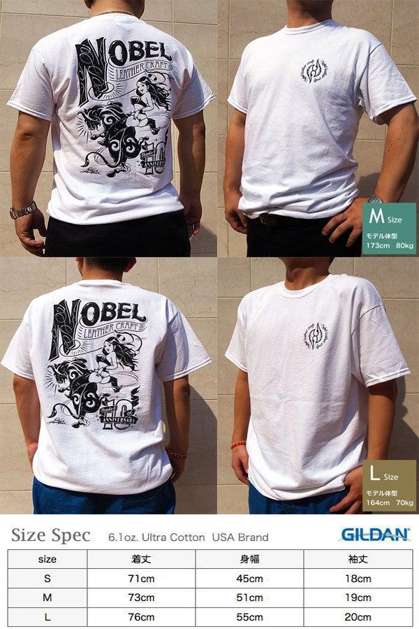 キャンペーンnobelTシャツプレゼント