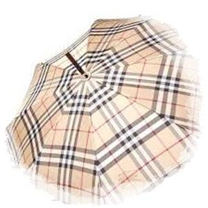 バーバリー傘 日傘 雨傘
