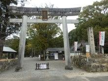 闘鶏神社鳥居