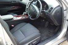 レクサス GS350 運転席