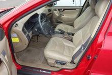 ボルボ V70 2.4ターボ 運転席
