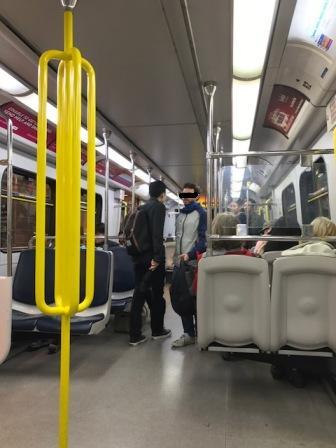 yvr train 2