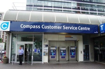 compass centre