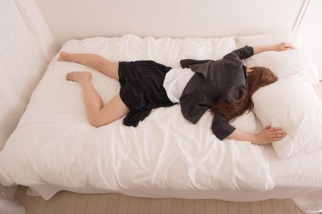 社会人の疲労