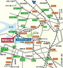 第20回関東キャンピングカー商談会マップ