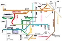 第20回関東キャンピングカー商談会路線図