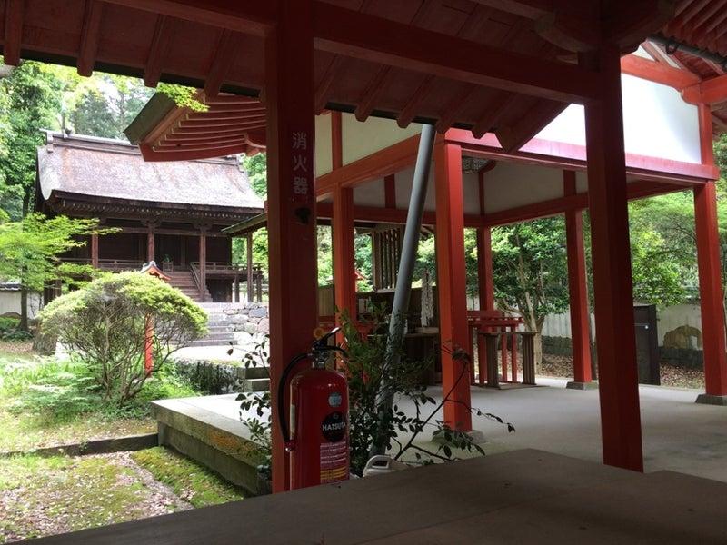 神谷神社本殿