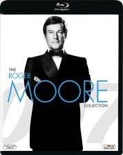007/ロジャー・ムーア ブルーレイコレクション