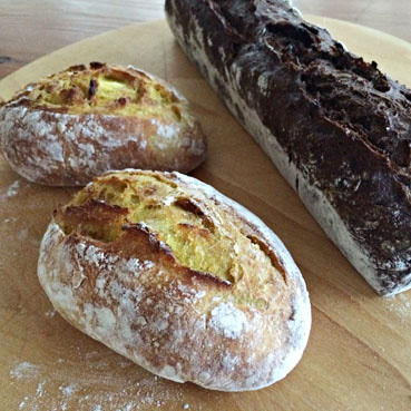 ロティオラン パン作り
